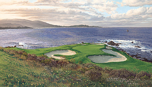 7th Pebble Beach