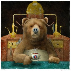 Bearista by Will Bullas at Gallery 601