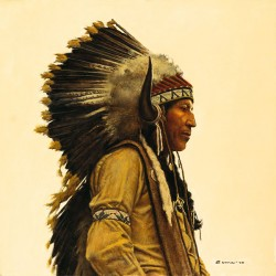 Black Elk's Great Grandson