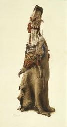 Blackfoot Ceremonial Headdress