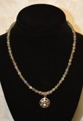 Labradorite with Pendant