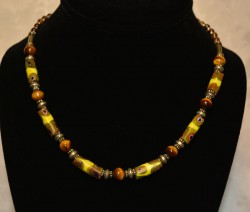 Trade Bead Yellow Tiger Eye