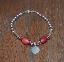 Samburu 2 Bead with Charm