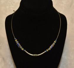 Blue Trade Bead