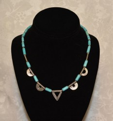 Turquoise with Twin Envelope