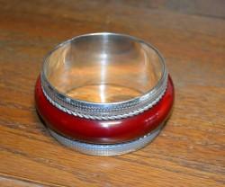 Resin and Metal Bracelet