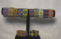 Beaded Maasai Stretch Bracelet