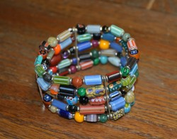 5 Strand Mixed Bead