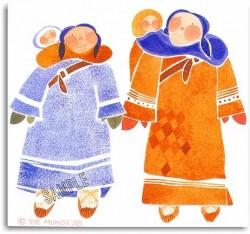 Eskimo Babysitters