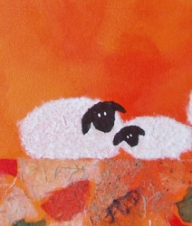 Feeling-Sheepish-II-detail