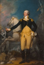 General George Washington by John Trumbull