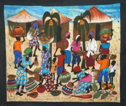 Kenyan Market 1 meter