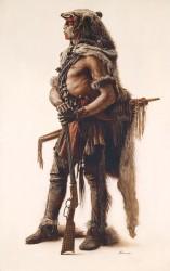 Northern Cheyenne Wolf Scout