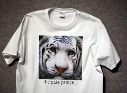 Pale Prince T-web