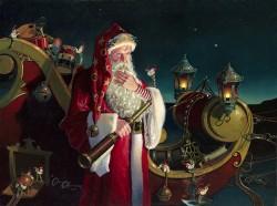 Santa: Packed and Ready