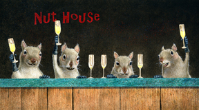 Squirrels Night Out