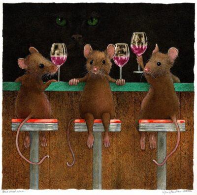 Three Wined Mice