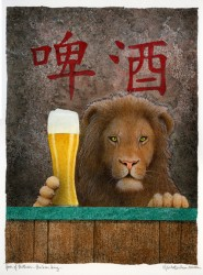 Will Bullas Year of the Beer