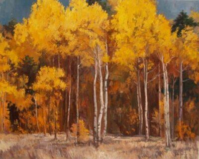 autumn colors50x40