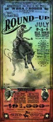 belle fourche rodeo