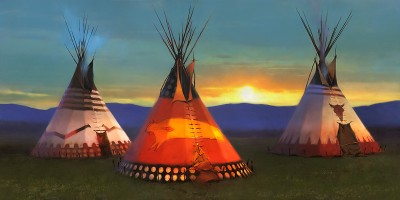 Blackfeet Country