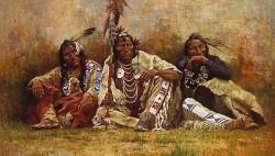 blackfeet spectators
