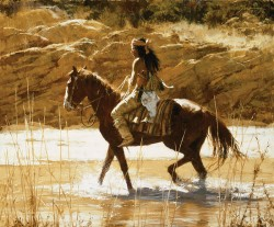 captain's horse