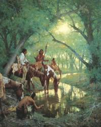 cheyenne at disappearing creek