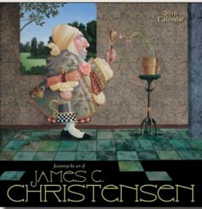 christensen calendar front
