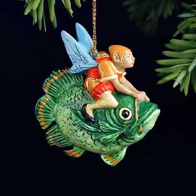 forest fish rider
