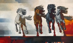 four horsemen of the new age