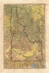 idaho-wagon-roads-map-by-lisa-middleton- gallery 601