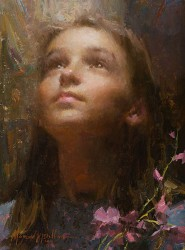 Morgan Weistling, Joy is available at Gallery 601