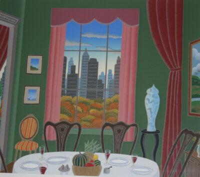 Central Park West Dining Room