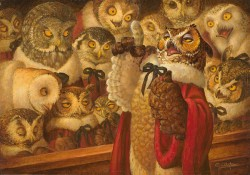 parliment of owls