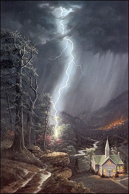 Jesse Barnes Refuge From The Storm