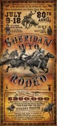 sheridan rodeo