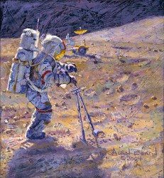 Some Tools of the Trade by Alan Bean
