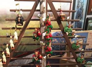 Bullas and Christensen ornaments
