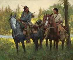 Howard Terpning-new-beginning