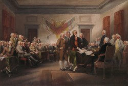 The Declaration of Independence, 1776
